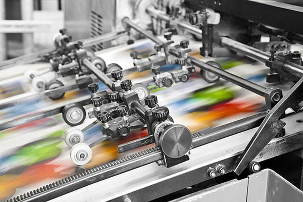 Druckerei Offsetdruck Digitaldruck Visitenkarten Flyer